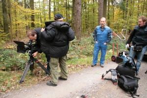 2007-1027_737_Filmarbeiten-Wald