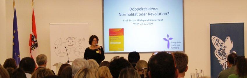 Doppelresidenz-Tagung in Wien