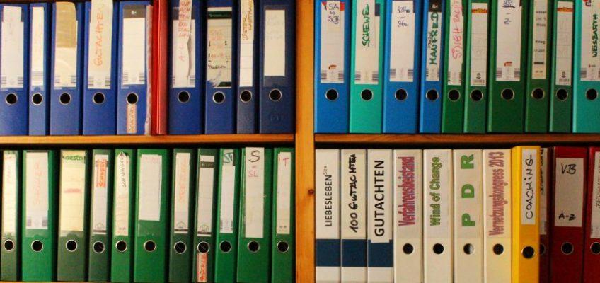 Aktenführung und Verfahrensdokumentation